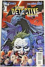 DETECTIVE COMICS#1 NM 2011 FIRST PRINT DC COMICS THE NEW 52!