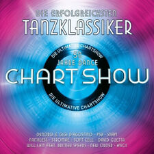 Various Artists - Die ultimative Chartshow - erfolgr. Tanzklassiker (Audio CD, 2020)