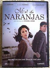 MIEL DE NARANJAS / Imanol Uribe - DVD de alquiler
