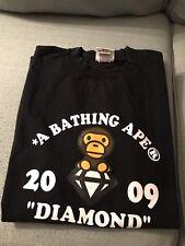 "Bathing Ape Calendar Tee Large ""Diamond"""