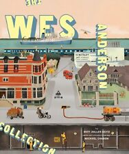 The Wes Anderson Collection New Hardcover Book Matt Zoller Seitz, Michael Chabon
