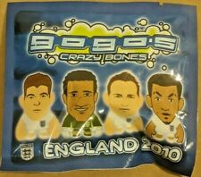 Crazy Bones Gogos England 2010 Series 5 New Sealed Pack With Free UK Postage