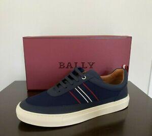 BALLY HELDO Men Sneakers Blue BALLY Sneaker BALLY