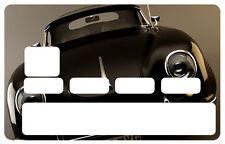 STICKER SPEEDSTER 356 CARTE BANCAIRE CREDIT CARD CB SKIN AUTOCOLLANT CC041