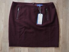 **Warm & schick** Rock mit Wolle/boiled wool, Tom Tailor, Gr. 38