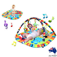 Happy Birds Newborn Baby Play Mat Activity Symphony Motion Gym