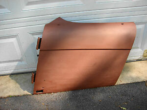53-56 AUSTIN HEALEY 100-4 BN1 BN2 LH DRIVERS DOOR