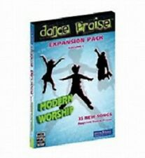 Dance Praise Expansion Pack Volume 1-Modern Worship NEW Add-on 35 more songs