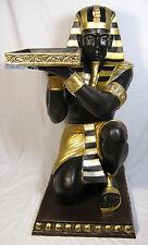 BUTLER ÄGYPTEN ÄGYPTISCHE WERBEFIGUR DEKO DEKORATION FIGUR BUTLERFIGUR STATUE