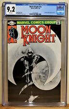MOON KNIGHT #15 CGC 9.2 - WHITE *CLASSIC COVER* 1ST DIRECT MARKET ONLY ISSUE*