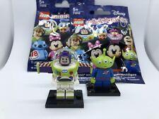Disney Lego Minifigures Series 1 71012 Buzz Lightyear & Alien  NEW IN BAGS