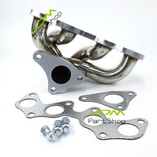TD04 Turbo Exhaust Manifold Header for 96-99 Toyota Starlet EP82 EP85 EP91 4EFTE