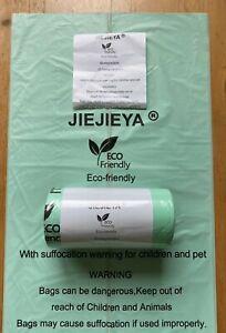 JIEJIEYA® Your No1 50 Litre x25 biodegradable & compostable swing bin liners