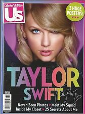 Us Magazine Taylor Swift Collector's Edition 3 Huge Posters Never Seen Photos NM