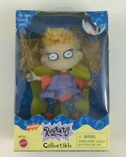 """Rugrats Collectible Angelica Toy 5"""" Doll Vintage 1998 Viacom Mattel Vintage New"""