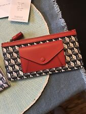 Anya Hindmarch I Am A Plastic Bag Slim Envelope Wallet Mint Condition W/Tags