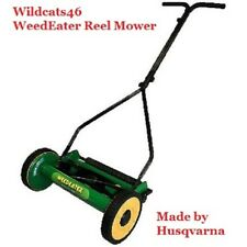 "Weed Eater-16"" Push Reel Mower- WE16R- Husqvarna Poulan Craftsman #961540001"