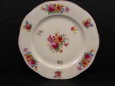 """Le Bouquet by Baronet (F&B) 7-3/4"""" Salad Plate Floral Border & Center b149"""