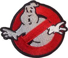 Ghostbusters Logo Uniform Patch - Kostüm Aufnäher small - zum Aufnähen - neu