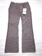 NEW Da-Nang Women's Casual Pants Bootcut Cotton RARE COFFEE CVR670 SMALL S