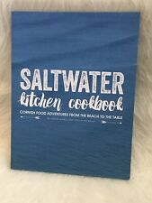 Saltwater Kitchen Cookbook New Paperback Louise Searle Hayley Spurway