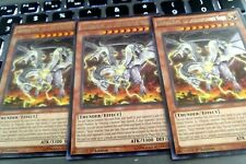 3x Thunder King, The Lightningstrike Kaiju SHVI-EN087 yugioh MINT