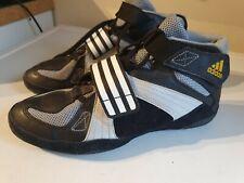 Para Hombre Adidas Botas externo II-lucha Libre G02590UK Talla 8 en muy buena condición