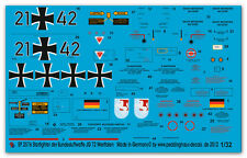 Peddinghaus 2576 1/32 Starfighter Bundesluftwaffe JG 72 Westfalen