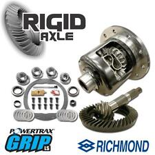 "GM 8.5"" 10 Bolt Powertrax Posi Package w/ 4.10 Richmond Gears Master Bearing Kit"
