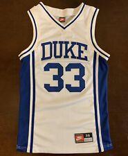 Rare Vintage Nike Duke Blue Devils Grant Hill Basketball Jersey