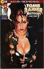 Tomb Raider: Journeys (Image, 2001 series) #1 [Hughes Cover] - CS557