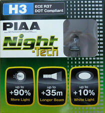 PIAA  NIGHT TECH  H3