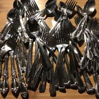 Oneida 20 Piece Stainless Flatware Set, Service for 4 - CHOICE of Pattern