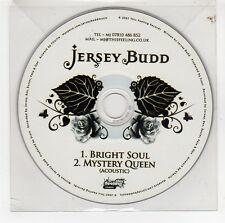 (GG588) Jersey Budd, Bright Soul / Mystery Queen - 2007 DJ CD
