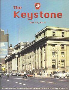 Keystone PRR V43 N4 Duffy's Cut Pennsylvania Station Gg Hopper Cars MP54 Cars