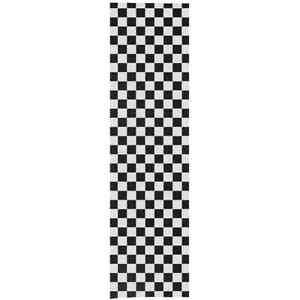 Enuff Chequered Grip Tape - White / Black