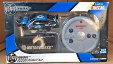 Semi Rare MOTORWORKS RADIO CONTROL STOCK CAR  Mark Martin Walmart NIP 1:64