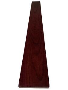 Bellissimo Figured Viola Cuore Lumber Legno Aria Essiccato 91.4cm x 10.2cm x
