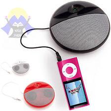 CASSA Altoparlante MINI SPEAKER per TABLET Smartphone MP3 Jack PC Portatile DOCK