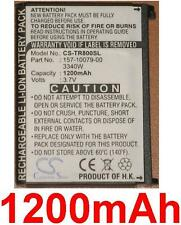 Batterie 1200mAh type 157-10079-00 3340WW Pour PALM Treo 800p