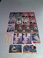 *****Randy Velarde*****  Lot of 50 cards.....35 DIFFERENT