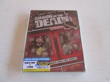 Shaun of the Dead -- Blu-ray Limited Edition Steelbook -- Brand New. Mint.