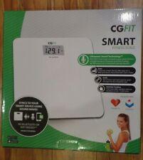 Concept Green Cgfit Wireless Ultrasonic Smart Bathroom Scale Nib