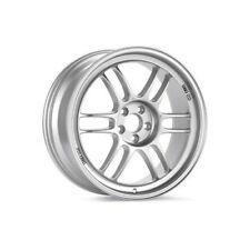 Enkei RPF1 17x9 5x100 35mm Silver Wheels - Set of 4 - 3797908035SP