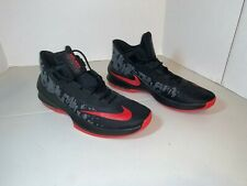 Nike Air Max Infuriate 2 Mid Black University Red NEW Size 13