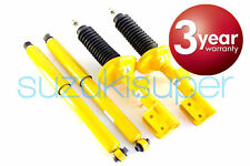 STD & LOW Front Struts,Heavy Duty Rear Shock Absorbers Holden Commodore VZ.Sedan