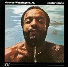 Mister Magic by Grover Washington, Jr. (CD, Jan-1993, MoJazz)