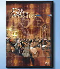 TOXIC SMILE In Classic EXTENSION DVD LIVE - Erstauflage + Booklet