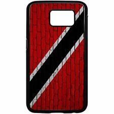 Samsung Galaxy Case with Flag of Trinidad & Tobago Options