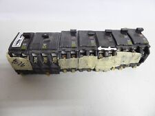 Lot of 7 Square D Circuit Breakers Used, Tested, Working!